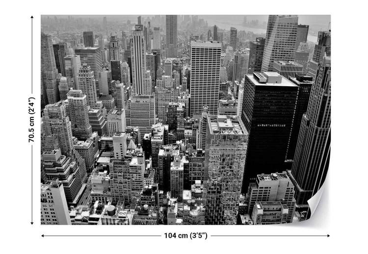 Classic New York Wallpaper Mural