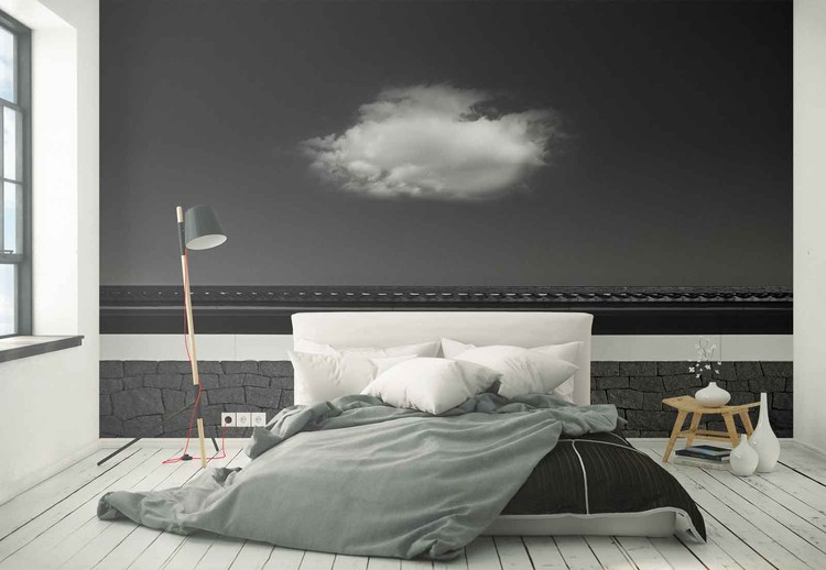 Cloud Wallpaper Mural
