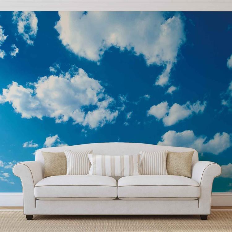Clouds Sky Nature Wallpaper Mural