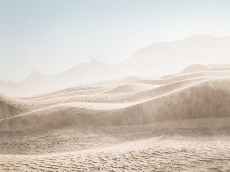 Wallpaper Mural Desert Landscape