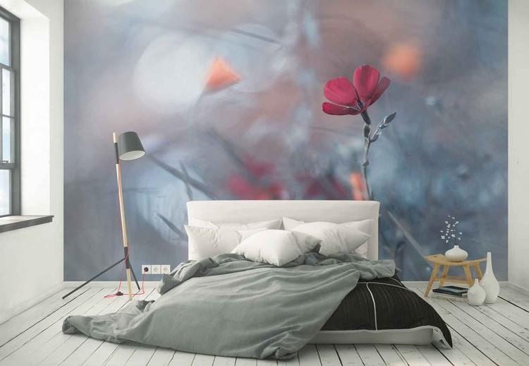 Diaprures Végétales Wallpaper Mural