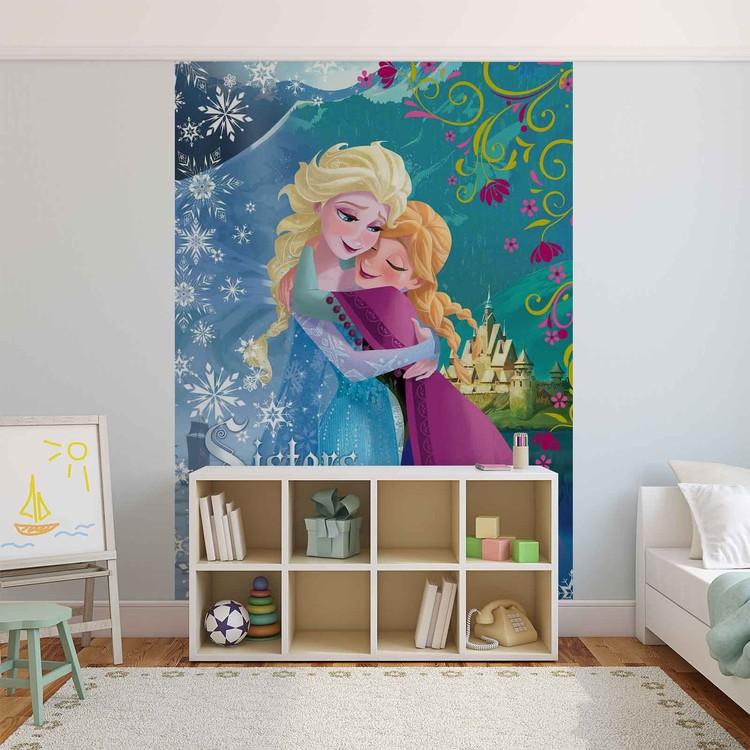 Disney Frozen Wallpaper Mural