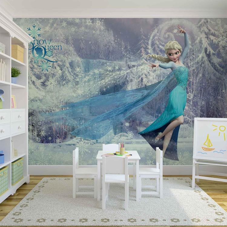 Disney Frozen Elsa Wallpaper Mural