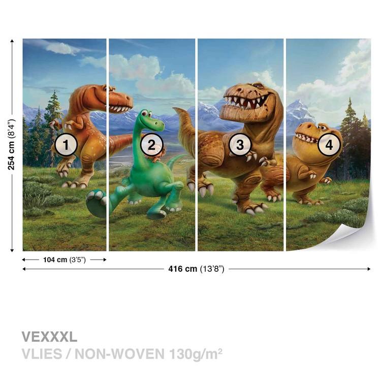 Disney Good Dinosaur Wallpaper Mural