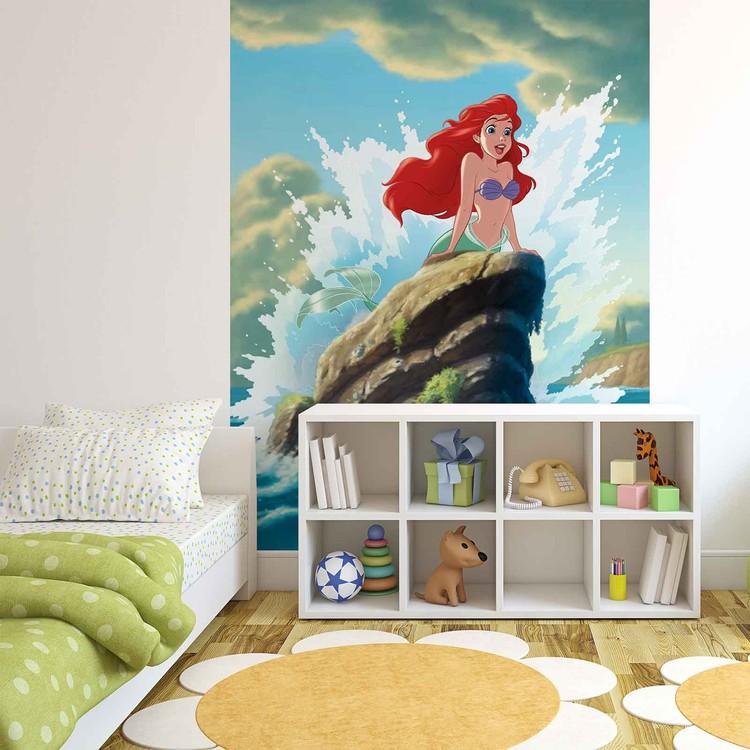 Disney Little Mermaid Ariel Wallpaper Mural