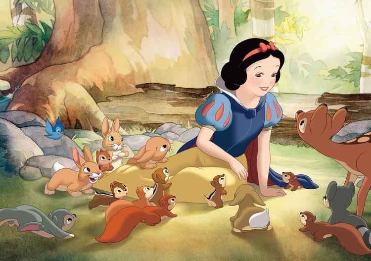 Disney Princesses Snow White Wallpaper Mural