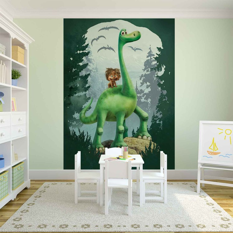 Disney The Good Dinosaur Wallpaper Mural