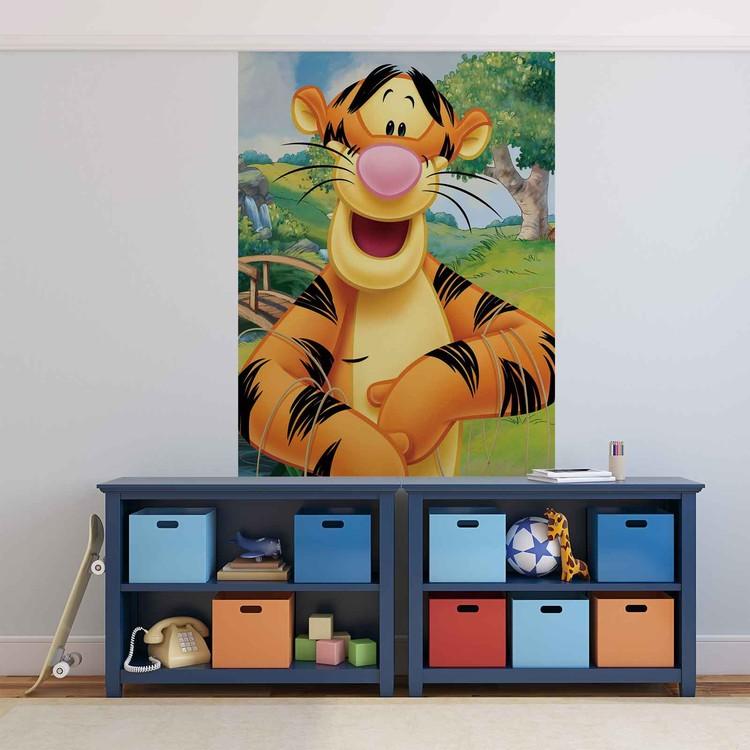 Disney Winnie Pooh Tigger Wallpaper Mural