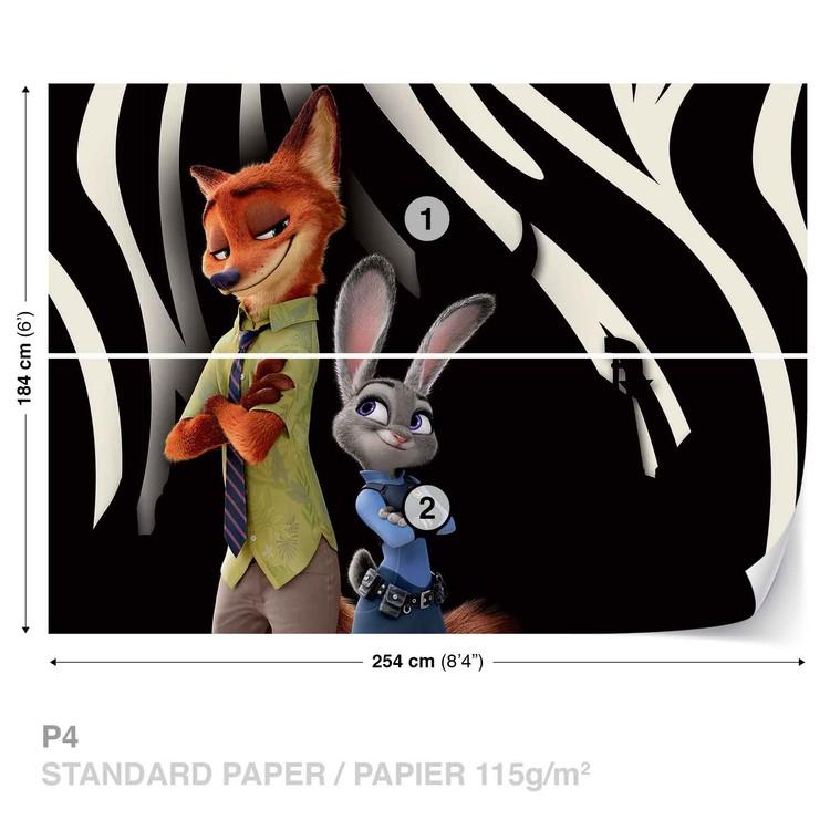 Disney Zootopia Wallpaper Mural