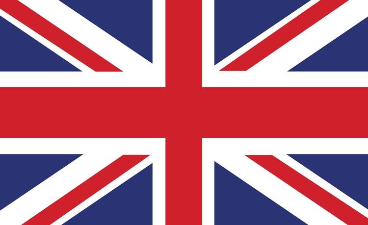 Flag Great Britain UK Wallpaper Mural