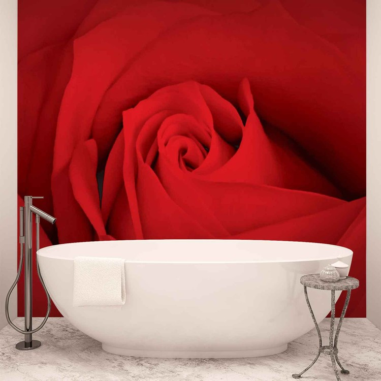 Flower Rose Wallpaper Mural