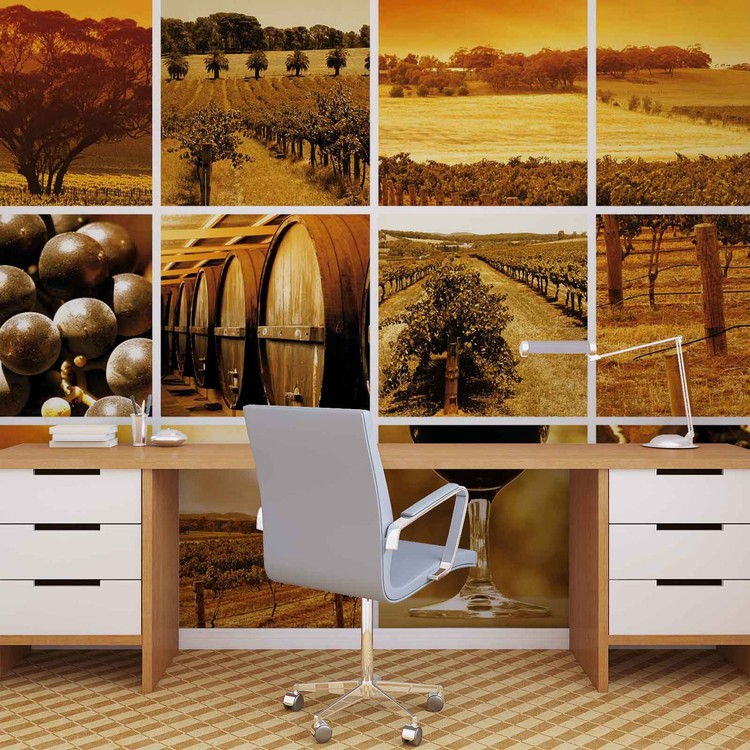 Food Drink Wallpaper Mural