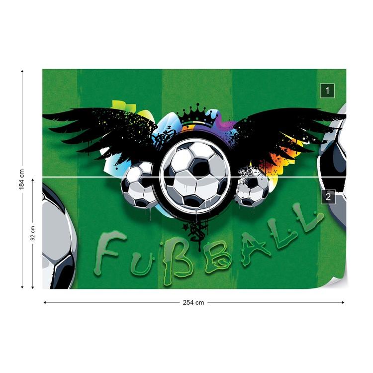 Football Wallpaper Mural