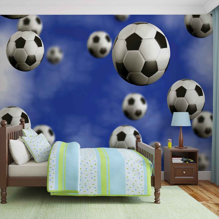 Football Soccer Wallpaper Mural