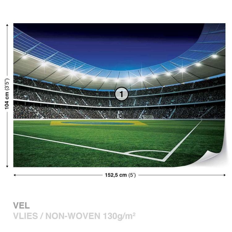 Football Stadium Wall Paper Mural Buy at Abposterscom