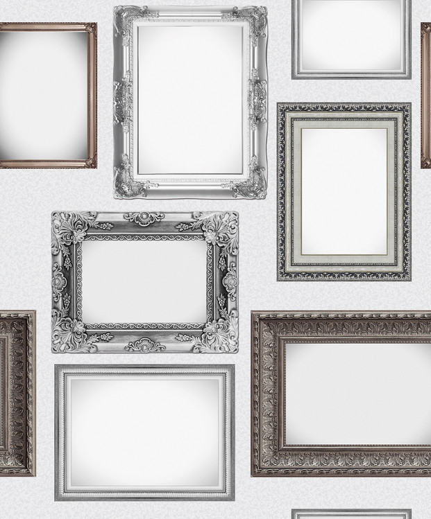 Frames Wallpaper Mural