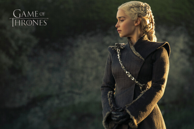 Wallpaper Mural Game of Thrones  - Daenerys Targaryen