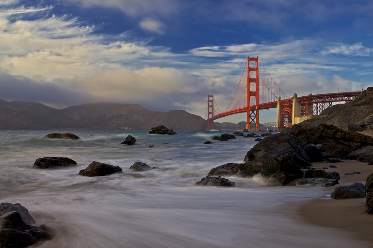 Golden Gate Bridge Wallpaper Mural