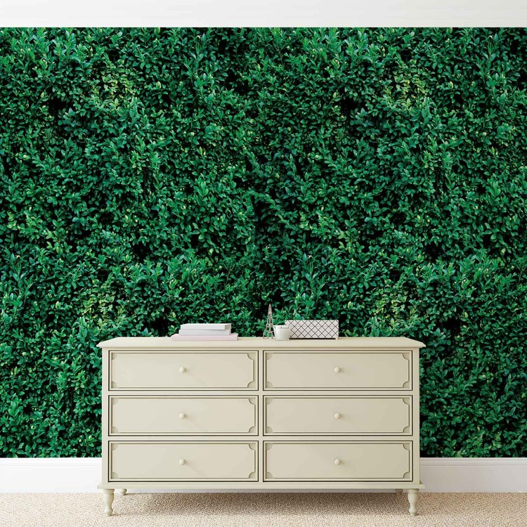 Grass Texture Wallpaper Mural