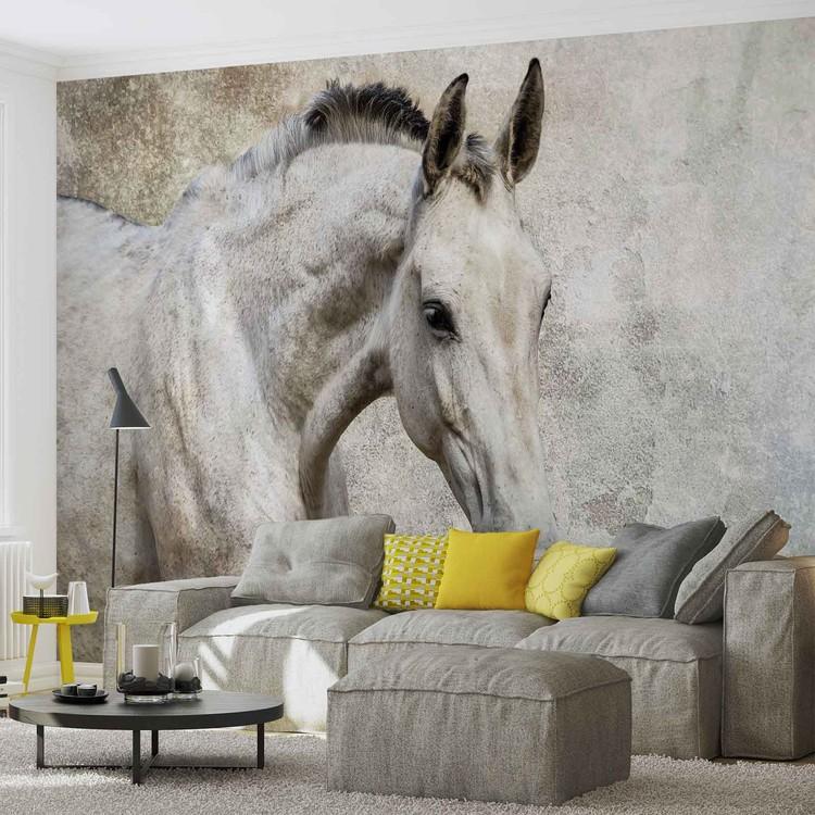 Horse Pony Wallpaper Mural