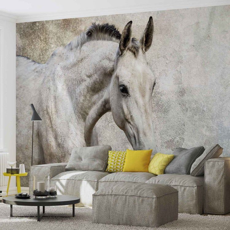 Horse Pony Wallpaper Mural