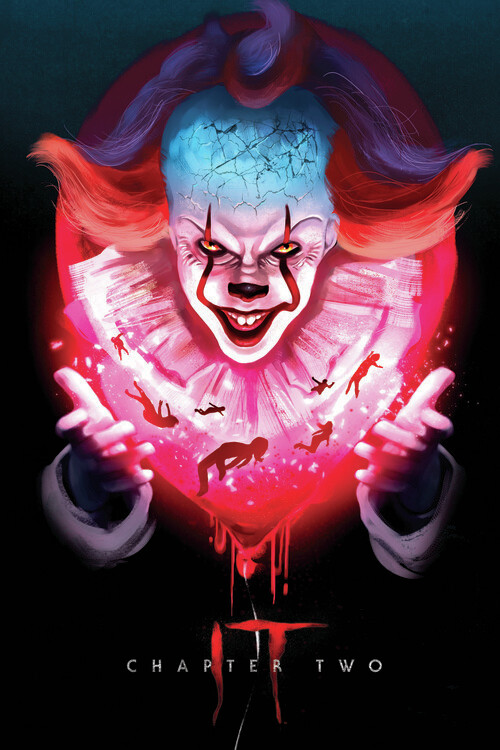 Wallpaper Mural IT Chapter Two - Pennywise