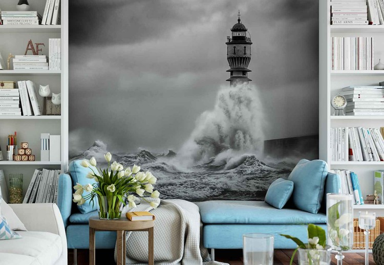 La Vague Wallpaper Mural
