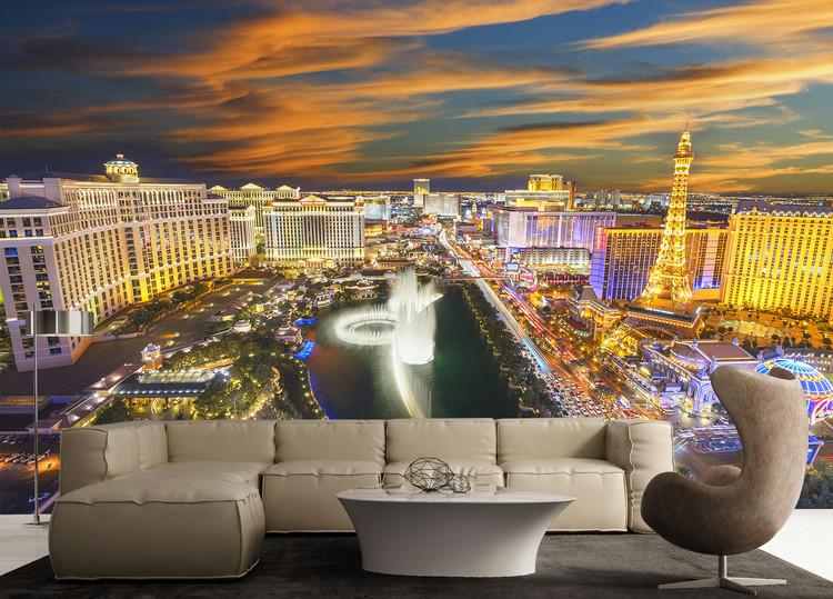 Las Vegas - Strip Wallpaper Mural