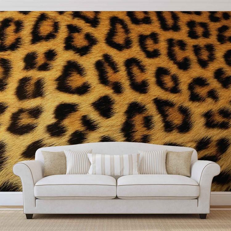 Leopard Wallpaper Mural