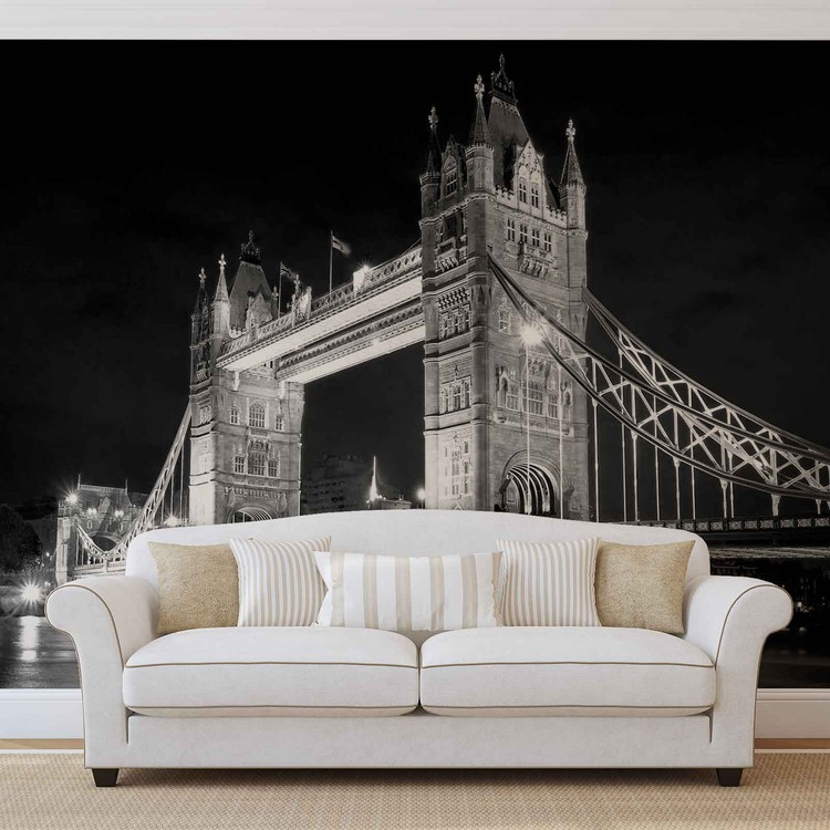 London Tower Bridge Wallpaper Mural