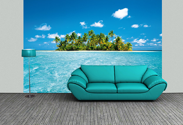 MALDIVE DREAM Wallpaper Mural