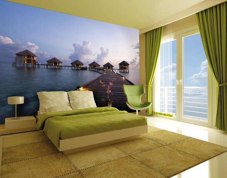 Maldives - Dream Wallpaper Mural