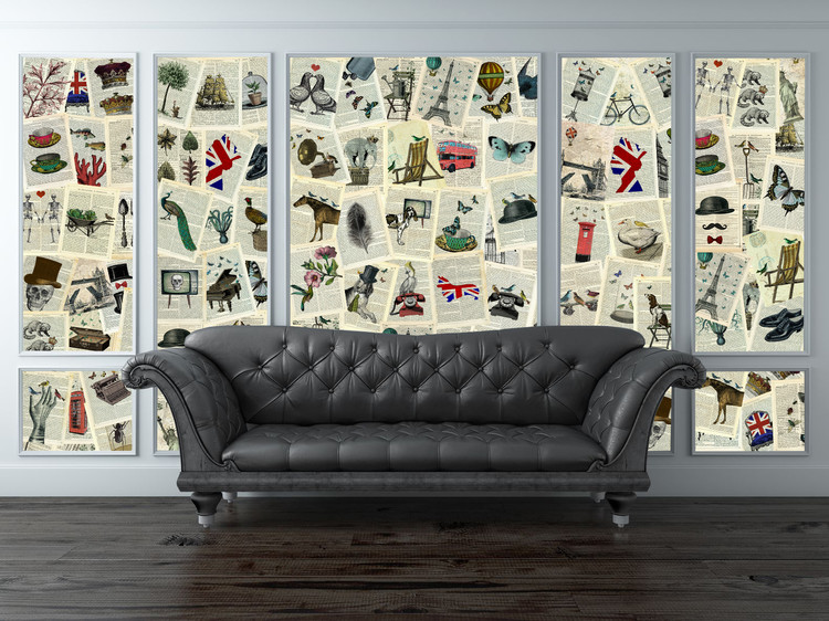 Marrion McConaghie Wallpaper Mural