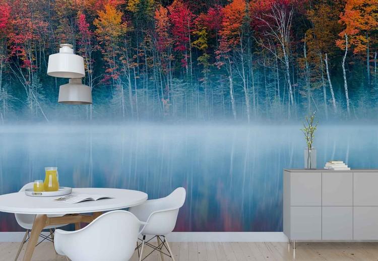 Morning Reflection Wallpaper Mural
