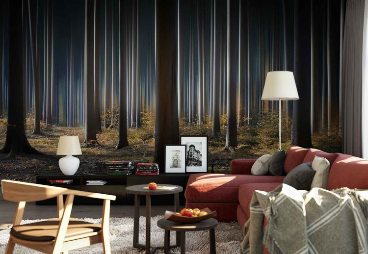 Mystic Wood Wallpaper Mural