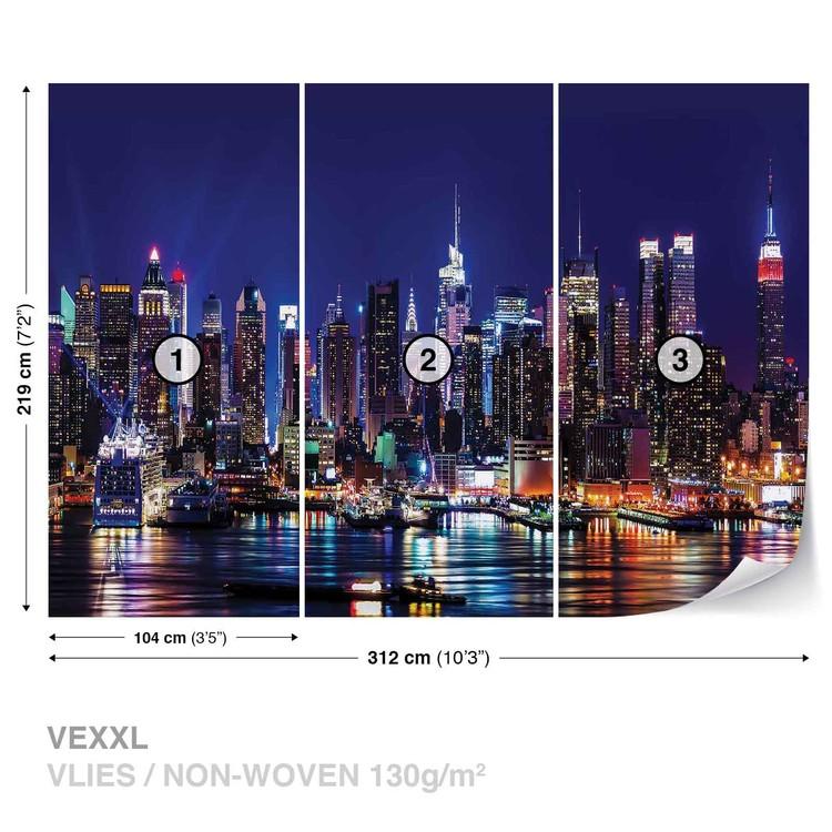 New York City Wallpaper Mural