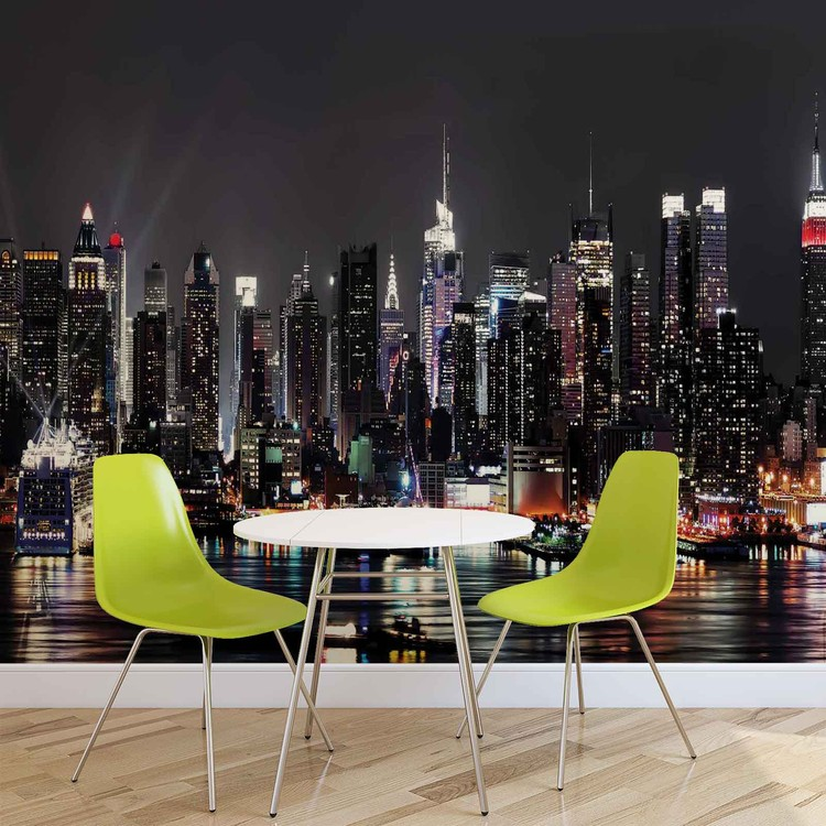 New York City Wallpaper Mural