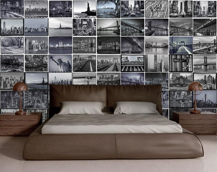New York Wallpaper Mural