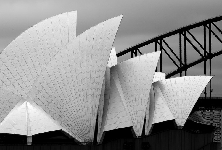 Opera house Sydney Wallpaper Mural