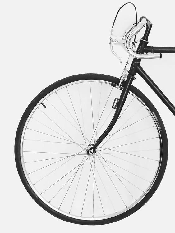 Wallpaper Mural Retro Bicycle