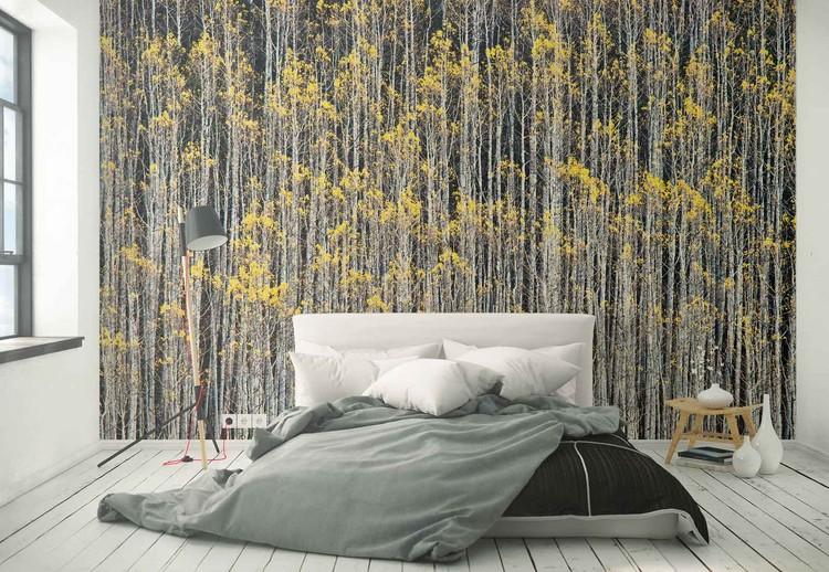 Rhythm Of Forest Wallpaper Mural