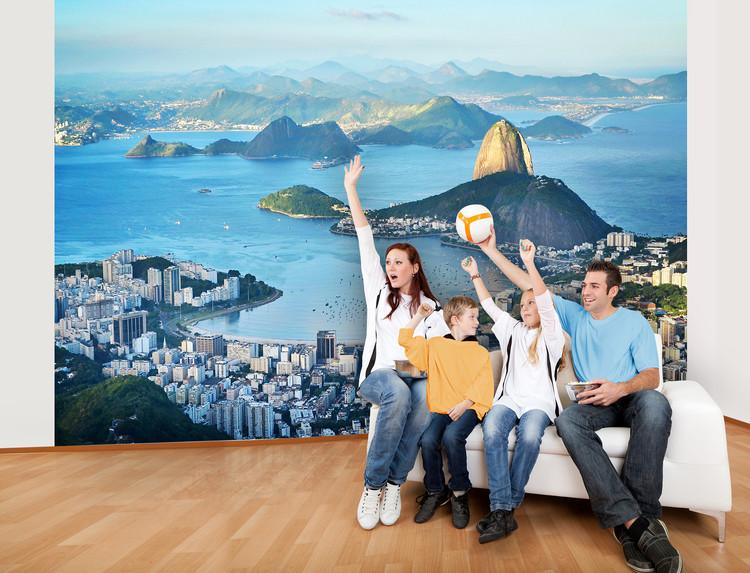 RIO DE JANEIRO Wallpaper Mural