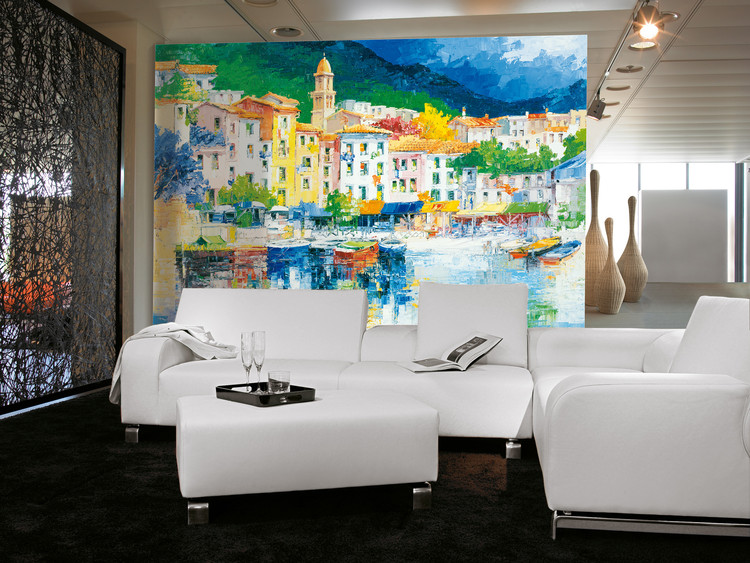 RIVIERA LIGURE Wallpaper Mural