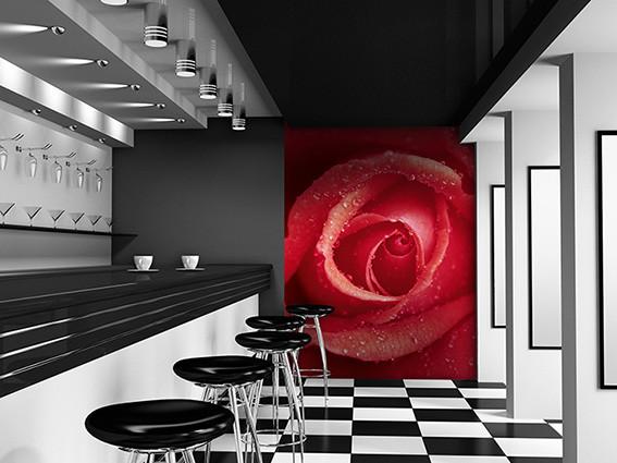 ROSE Wallpaper Mural