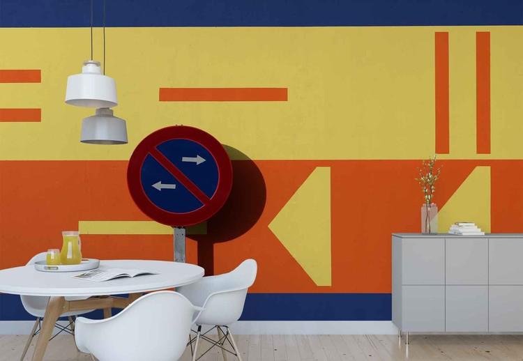 Signs Wallpaper Mural