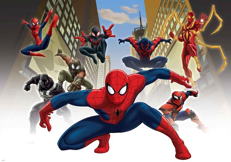 Картинки всех людей пауков