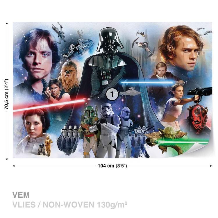 Star Wars Wallpaper Mural