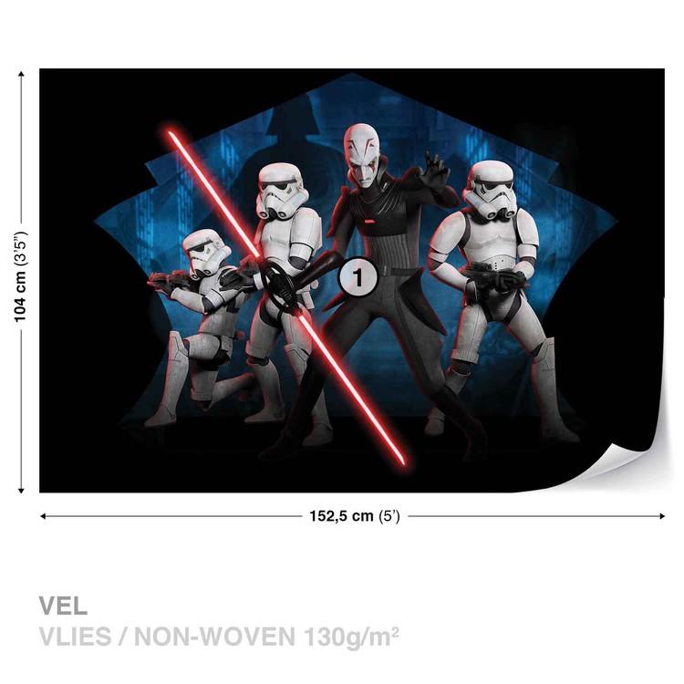 Star Wars Rebels Inquisitor Sith Wallpaper Mural