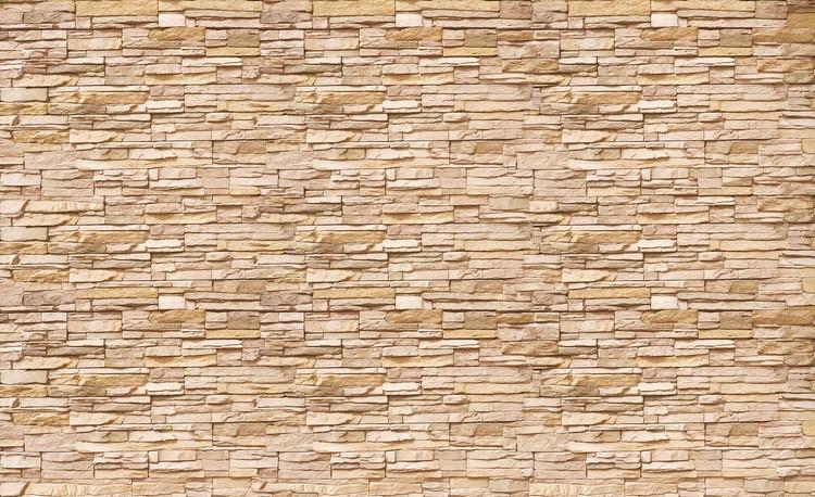 Stone Wall Wallpaper Mural
