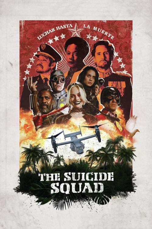Wallpaper Mural Suicide Squad 2 - Theatrical